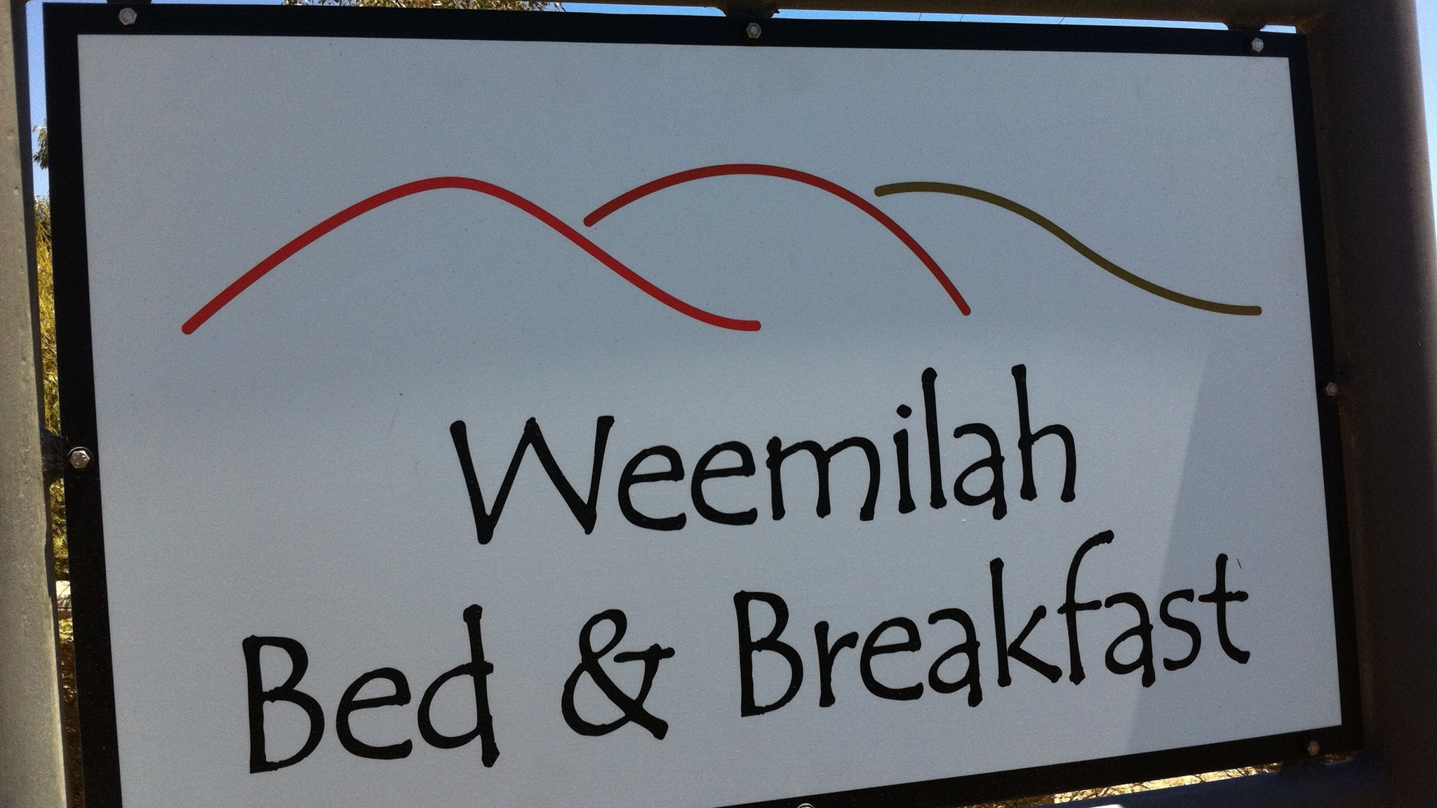 Weemilah Bed and Breakfast - Accommodation Yamba