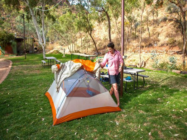 Standley Chasm Angkerle Camping - Accommodation Yamba