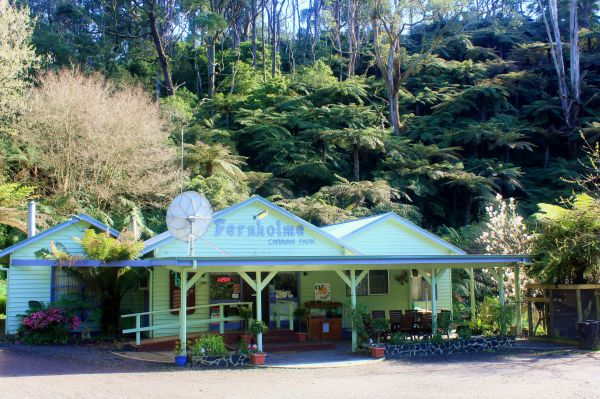 Tarra Valley Caravan Park - Accommodation Yamba