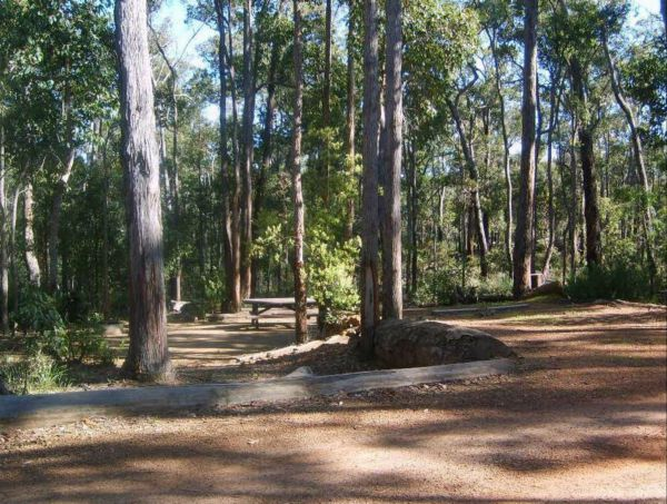 Barrabup Camp at St John Brook National Park - Accommodation Yamba