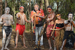 Didgeridoo Jam in the Park - Accommodation Yamba