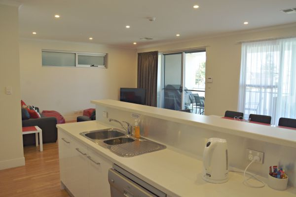 Port Lincoln City Apartment