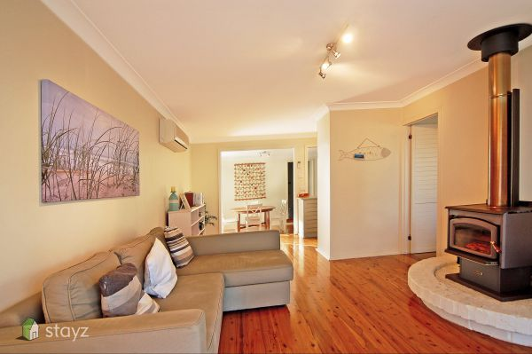 Hayes Beach House - Accommodation Yamba