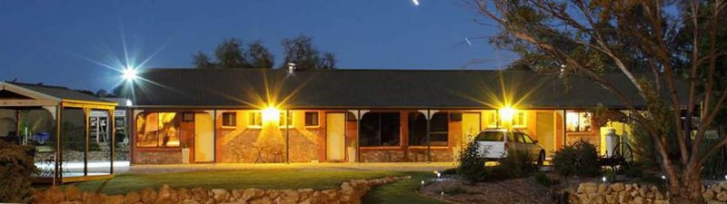 Morgan Colonial Motel - Accommodation Yamba