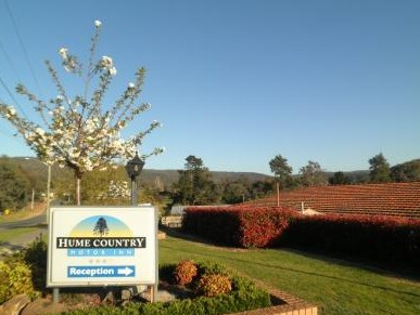 Hume Country Motor Inn - Accommodation Yamba