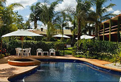 Crystal Fountain Motel - Accommodation Yamba