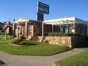 Golden Chain Murray River Motel - Accommodation Yamba