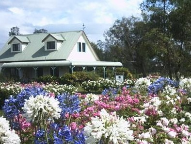 Emmas Cottage Vineyard - Accommodation Yamba