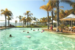 Boathaven Holiday Park - Accommodation Yamba