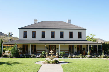 Ginninderry Homestead - Accommodation Yamba