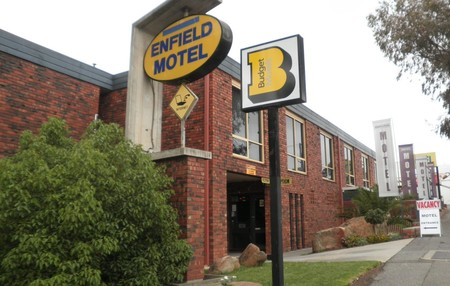 Enfield Motel - Accommodation Yamba