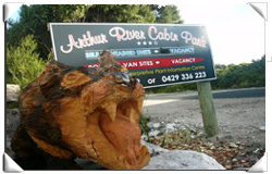Arthur River Cabin Park - Accommodation Yamba