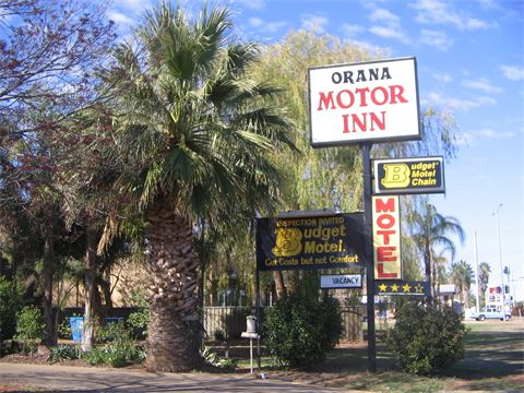 Orana Motor Inn - Accommodation Yamba
