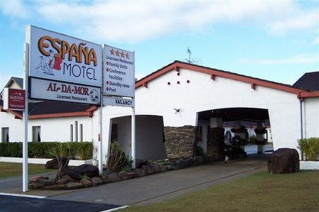 Espana Motel - Accommodation Yamba