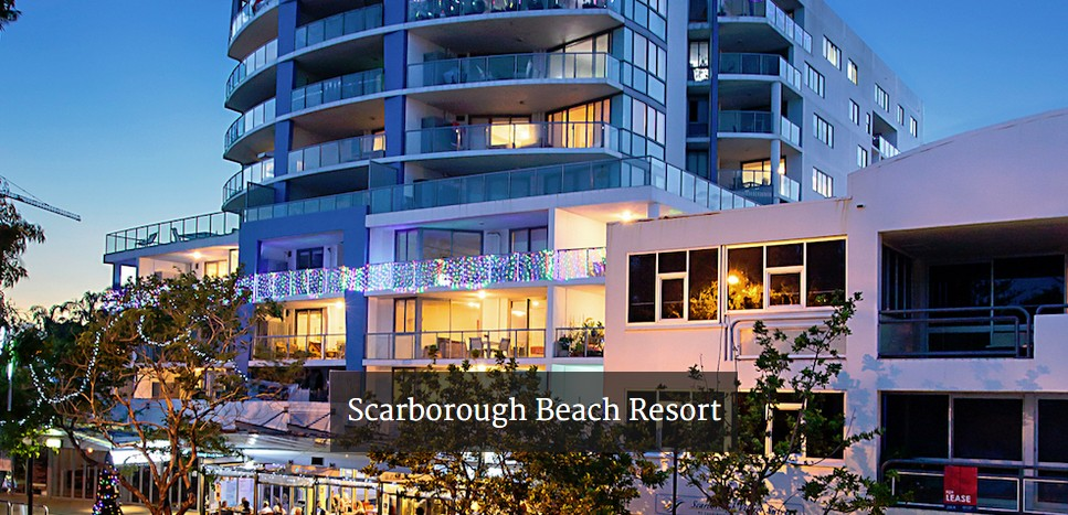 Scarborough Beach Resort - Accommodation Yamba