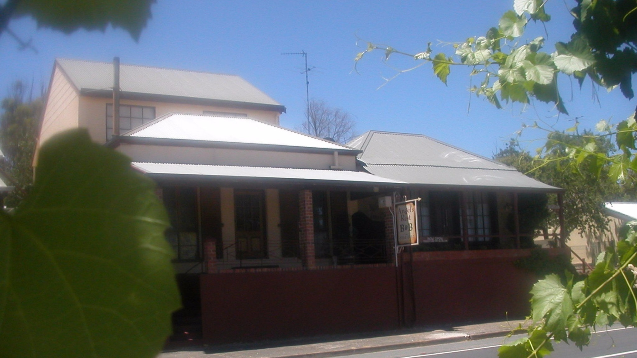 Angel's Rest Bed and Breakfast - Accommodation Yamba
