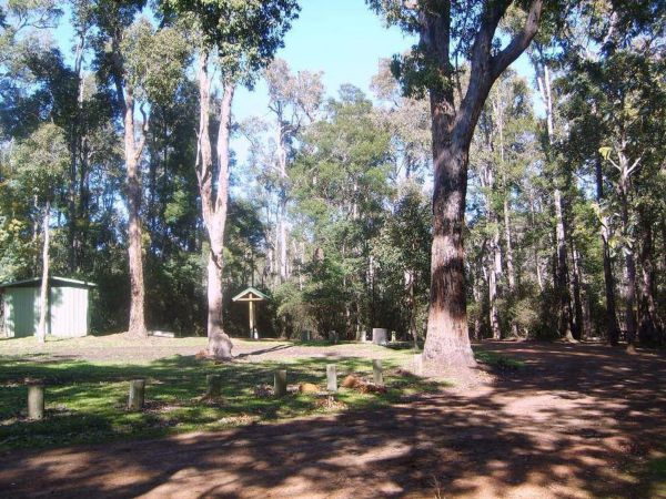 Workmans Pool Camp at St John Brook National Park - Accommodation Yamba