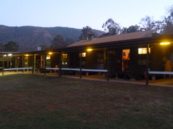 Christmas Creek Cafe and Cabins - Accommodation Yamba