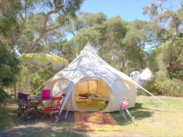 Happy Glamper Mornington Peninsula - Accommodation Yamba