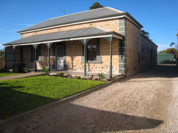 Kingfisher Lodge Edithburgh - Accommodation Yamba