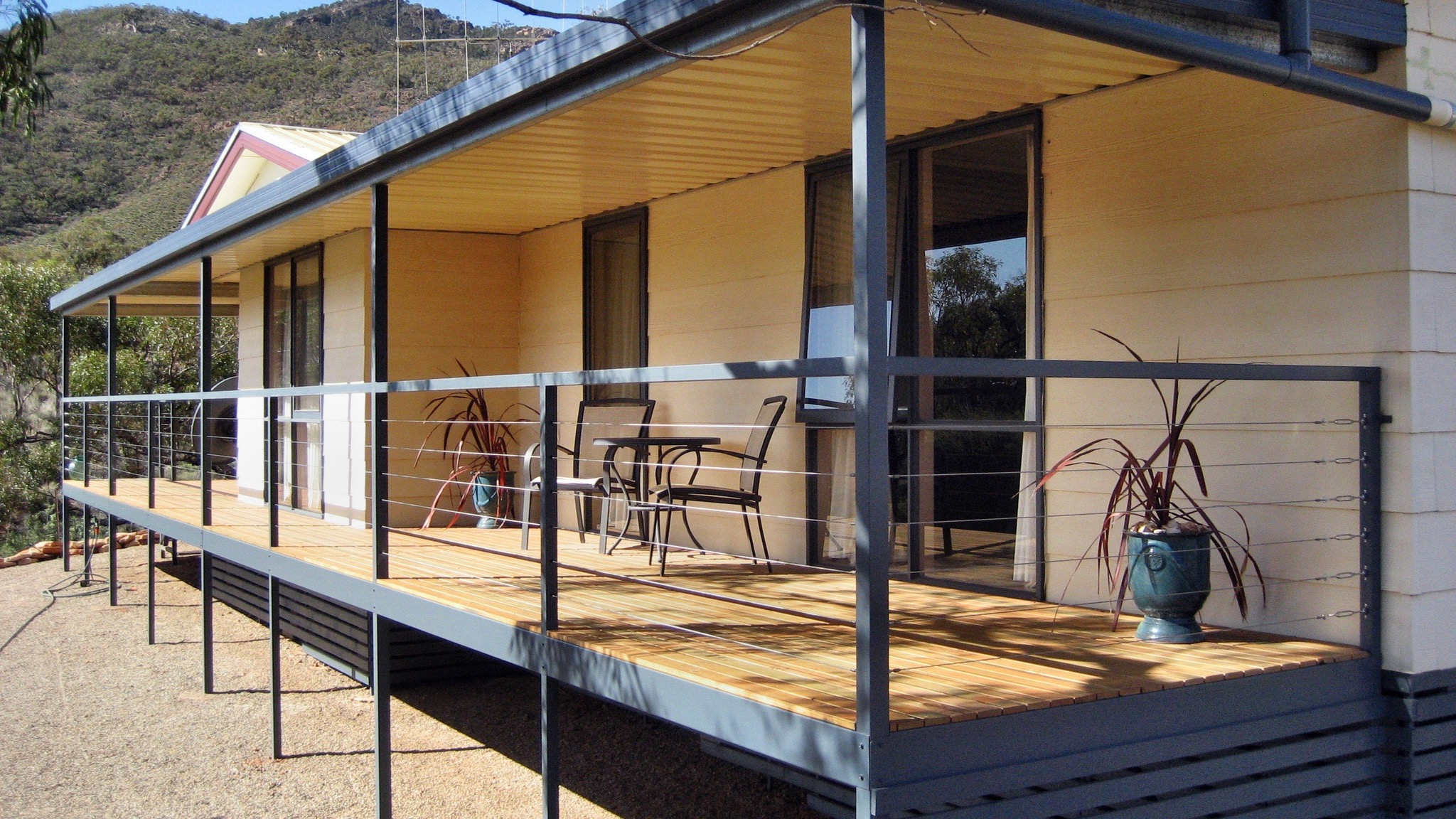 Devil's Peak Bed  Breakfast - Accommodation Yamba