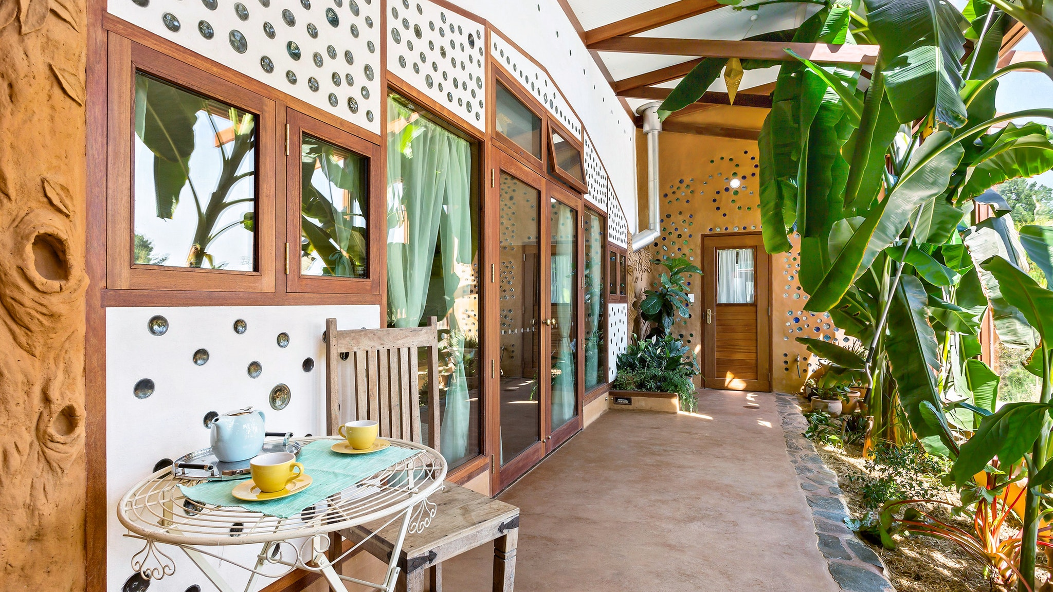 Earthship Ironbank - Accommodation Yamba
