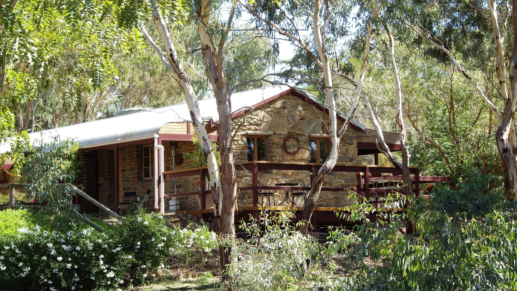 1860 Wine Country Cottages - Accommodation Yamba