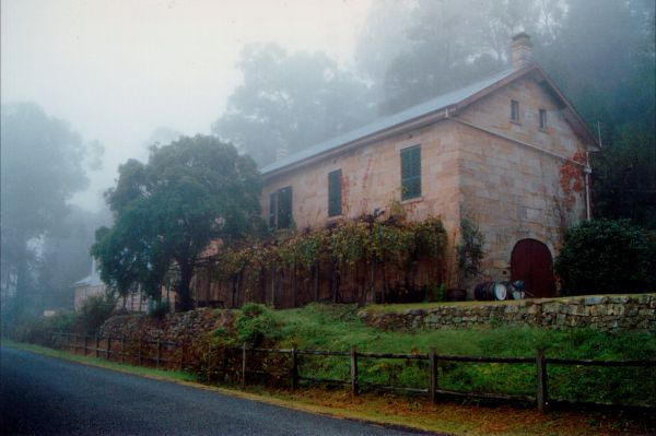 Tizzana Winery Bed And Breakfast - Accommodation Yamba