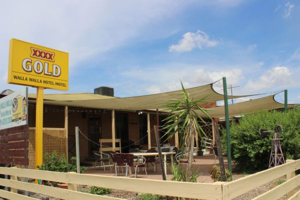 Walla Walla Hotel Motel - Accommodation Yamba