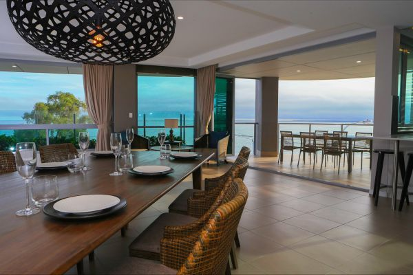 Aqua Aqua Luxury Penthouses - Accommodation Yamba