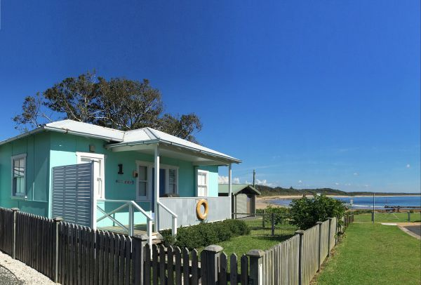 Aurora Beachfront Cottage - Accommodation Yamba