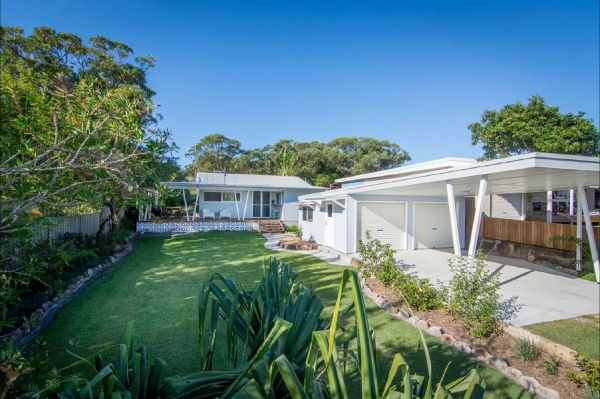 Back Beach Bungalow - Accommodation Yamba