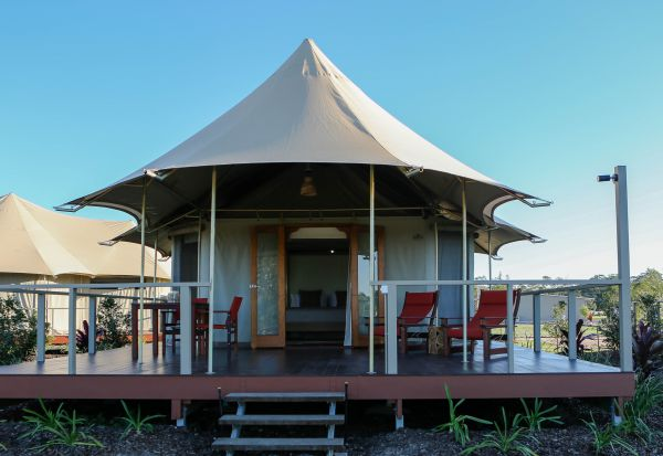 BIG4 Rivershore Resort - Accommodation Yamba