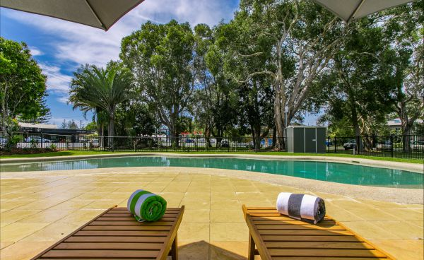 Brunswick Heads Motel - Accommodation Yamba