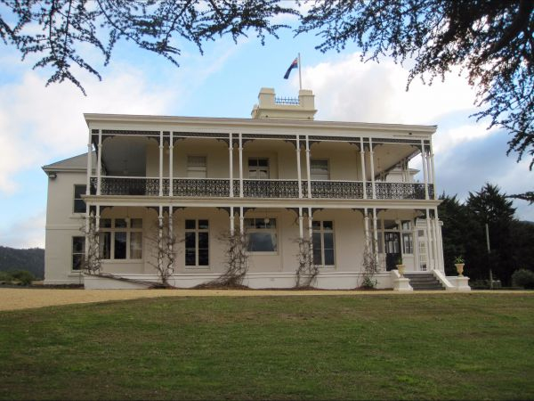 Claremont House - Accommodation Yamba