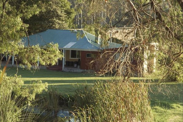 Crystal Springs Homestead - Accommodation Yamba