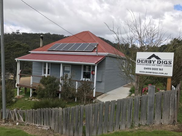 Derby Digs Cottage - Accommodation Yamba