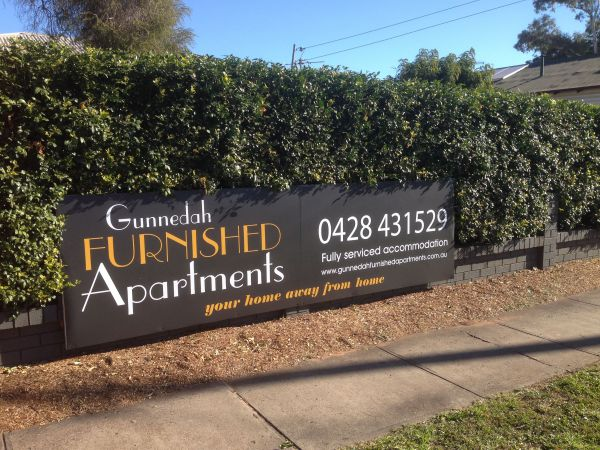 Gunnedah Furnished Apartments - Accommodation Yamba