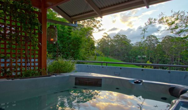 Jagundami Guest Retreat - Accommodation Yamba