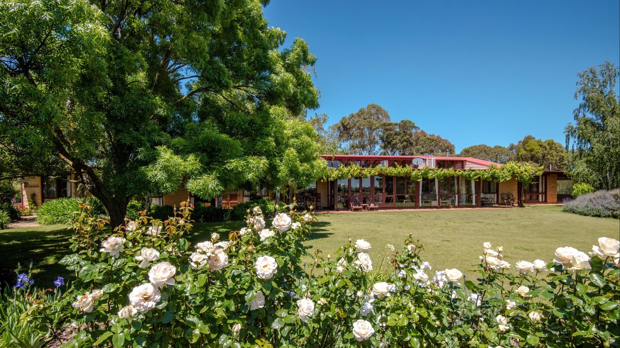 Mulberry Lodge Country Retreat - Accommodation Yamba