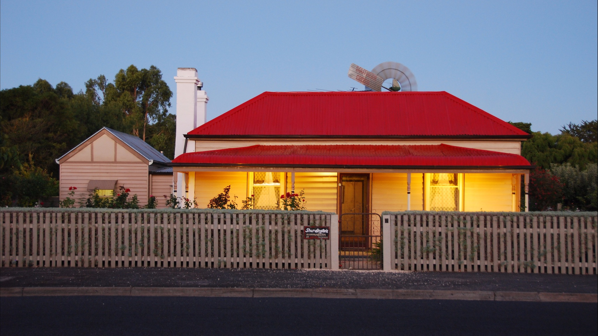 Shurdingtons Cottage - Accommodation Yamba