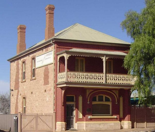 Savings Bank of South Australia - Old Quorn Branch - Accommodation Yamba