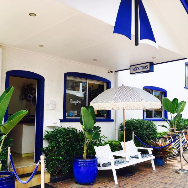 The Sails Motel - Accommodation Yamba