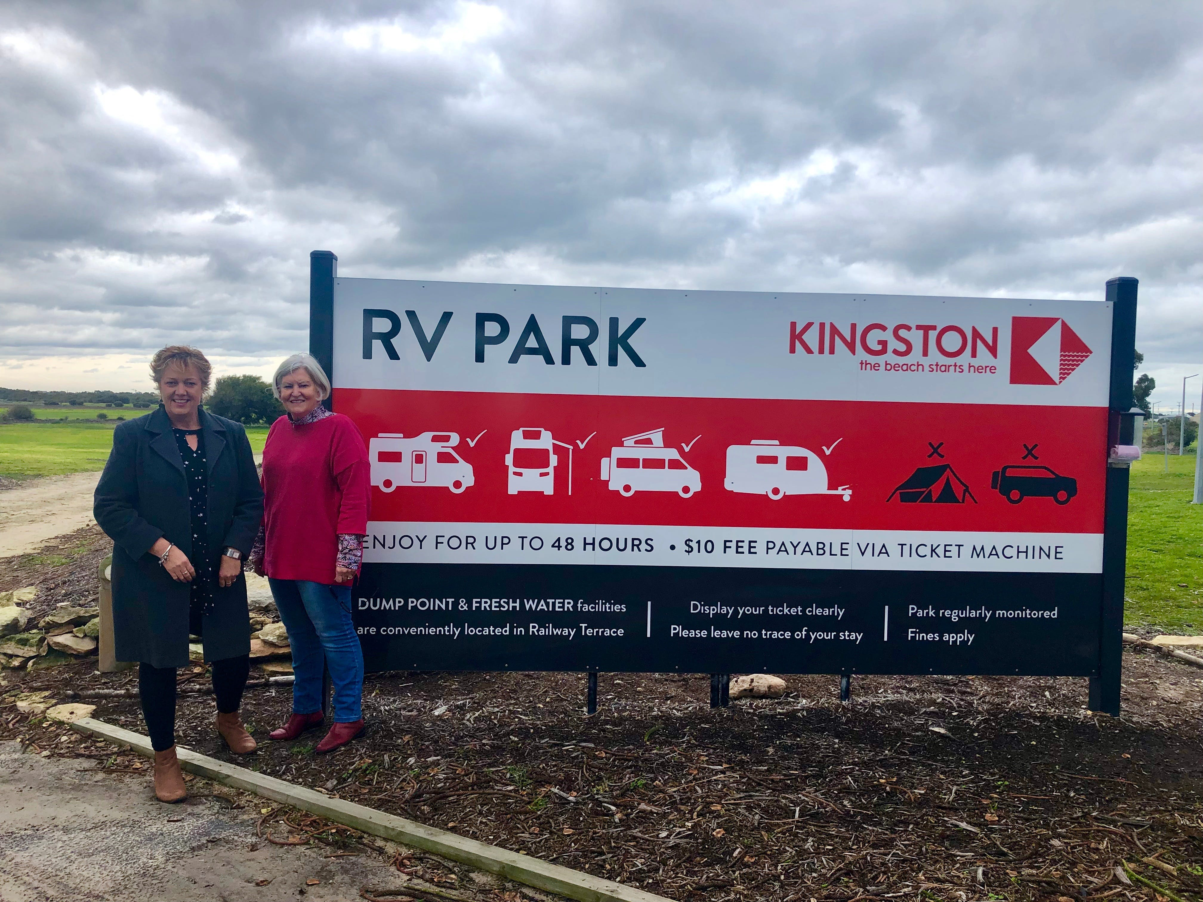 Kingston RV Park - Accommodation Yamba