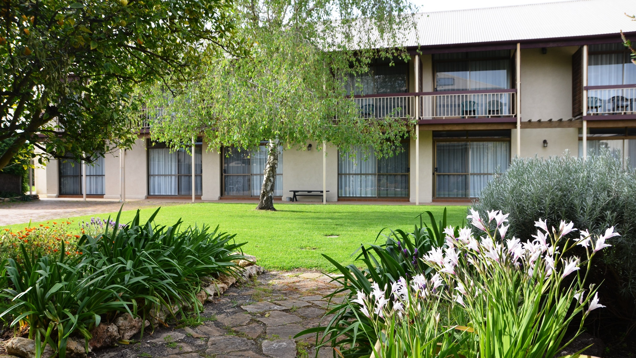 Coonawarra Motor Lodge - Accommodation Yamba