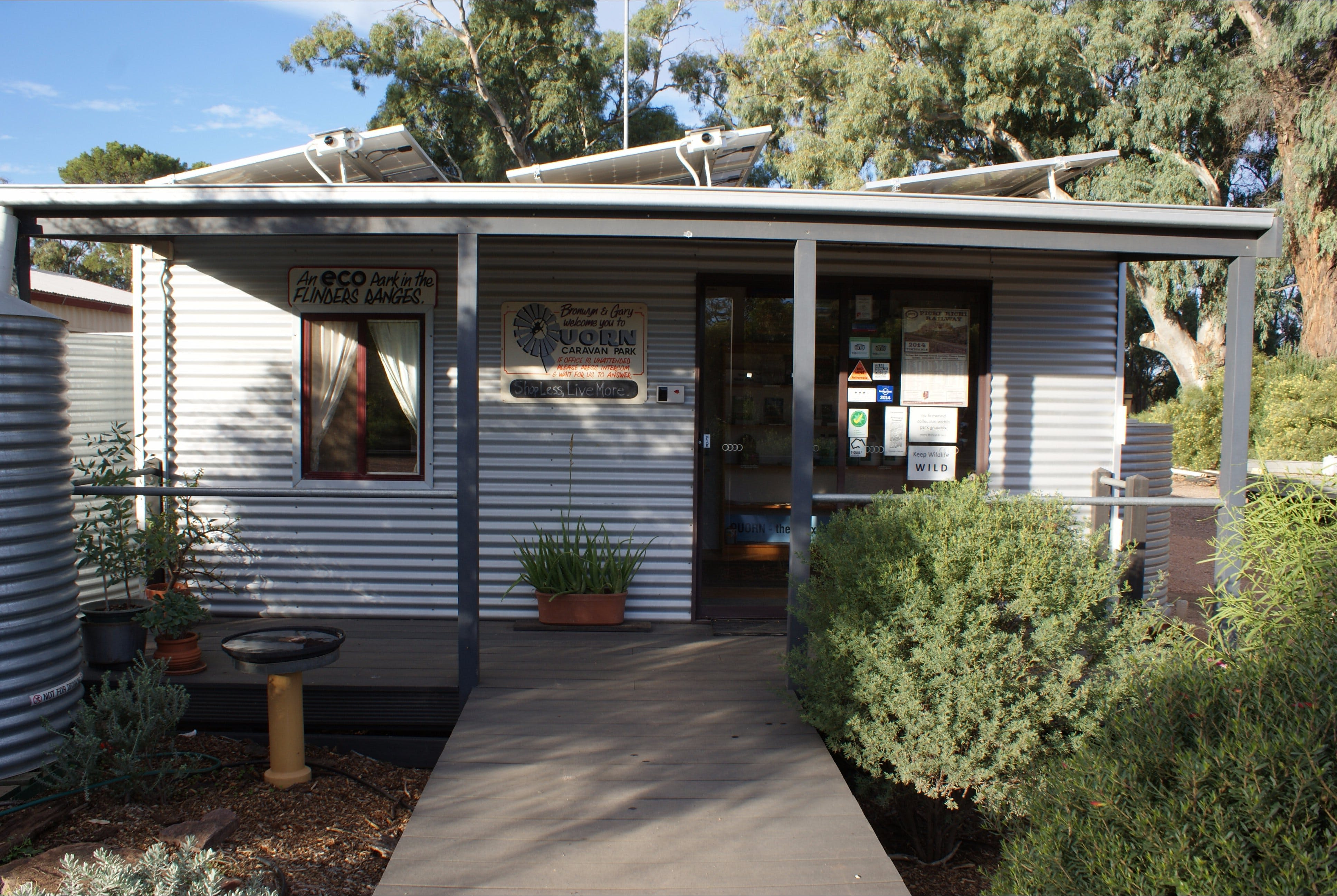 Quorn Caravan Park - Accommodation Yamba