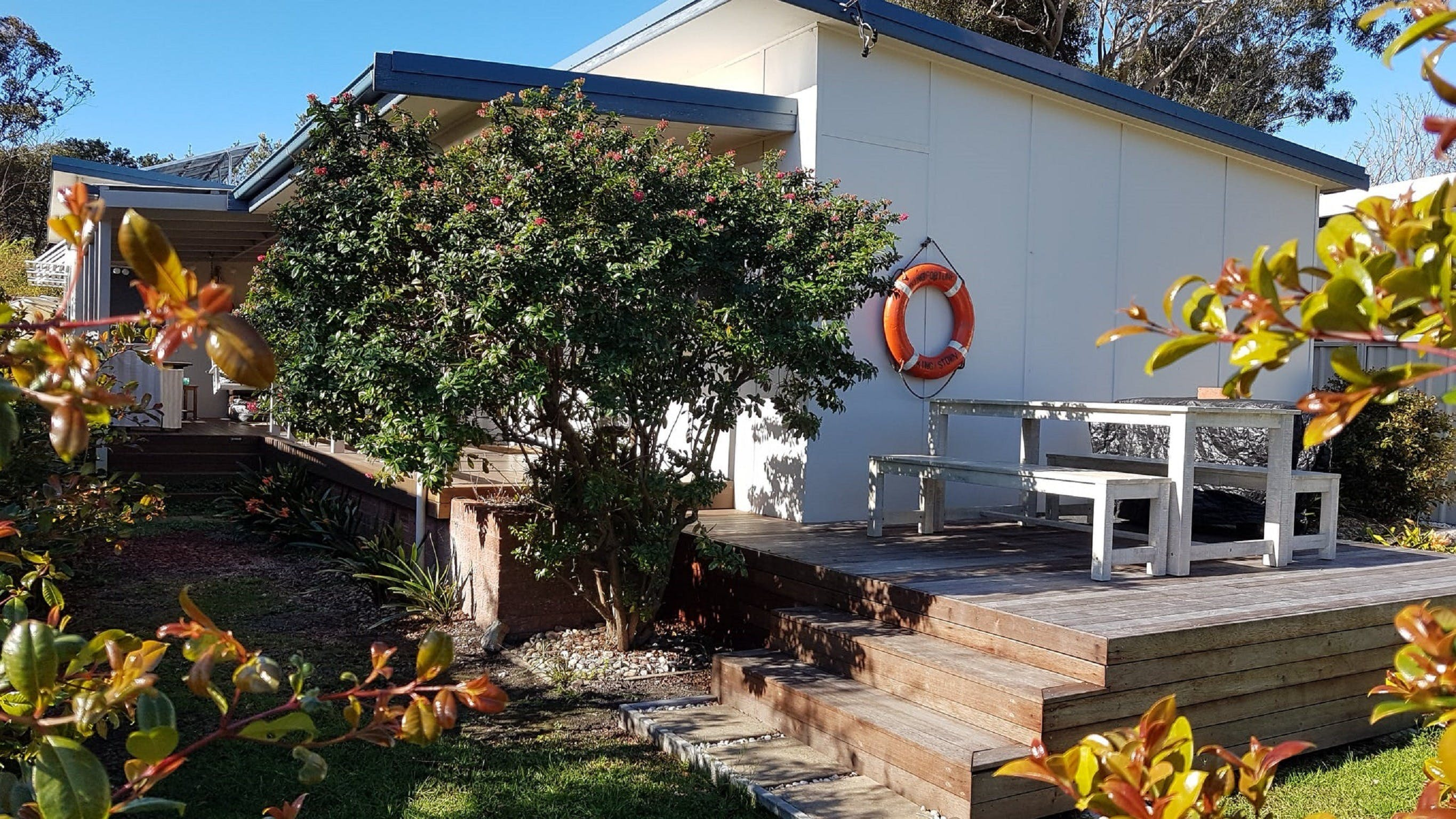 Blue Whale Cottage - Accommodation Yamba