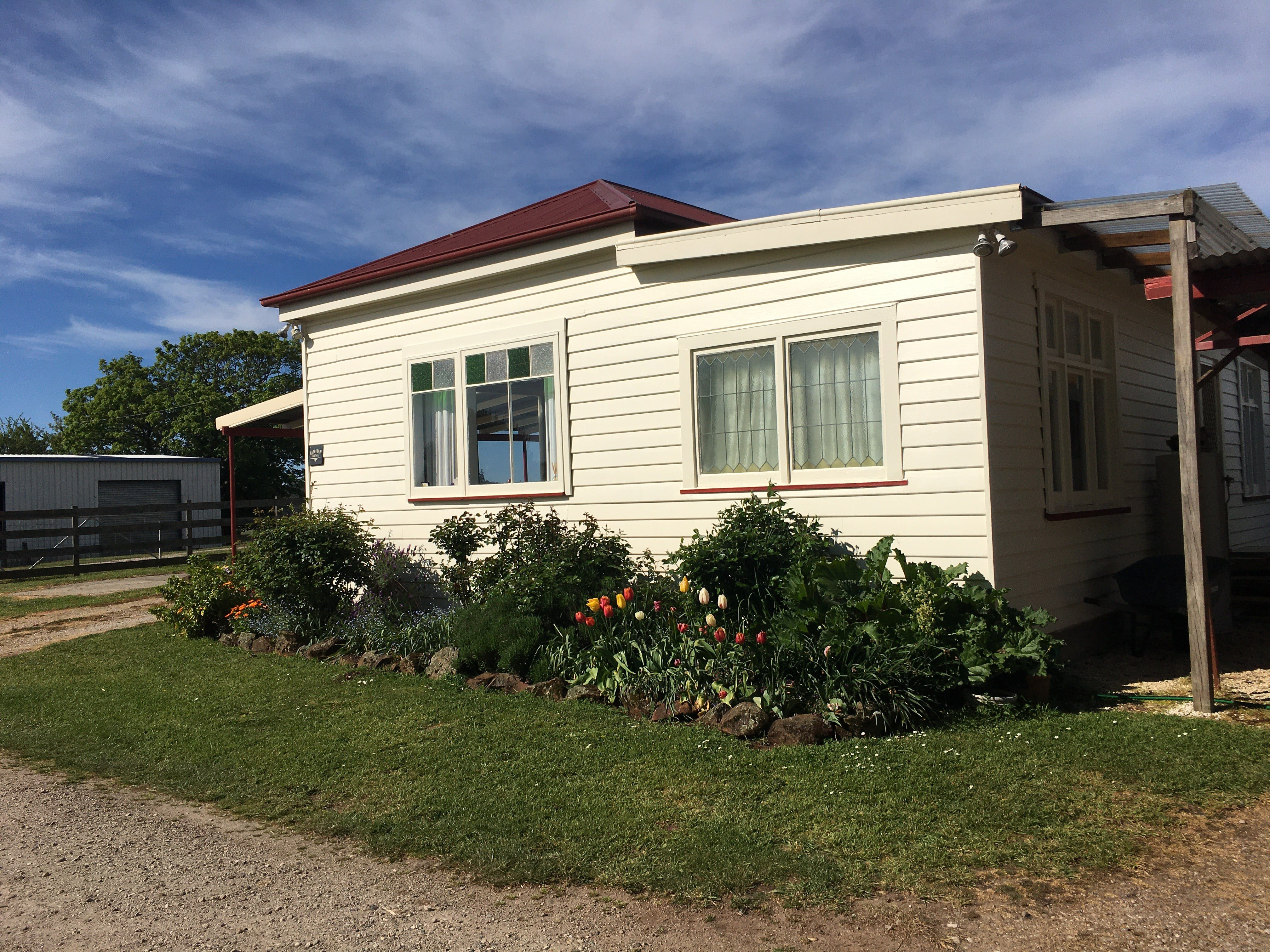 Fairview Bed and Breakfast Cottage - Accommodation Yamba