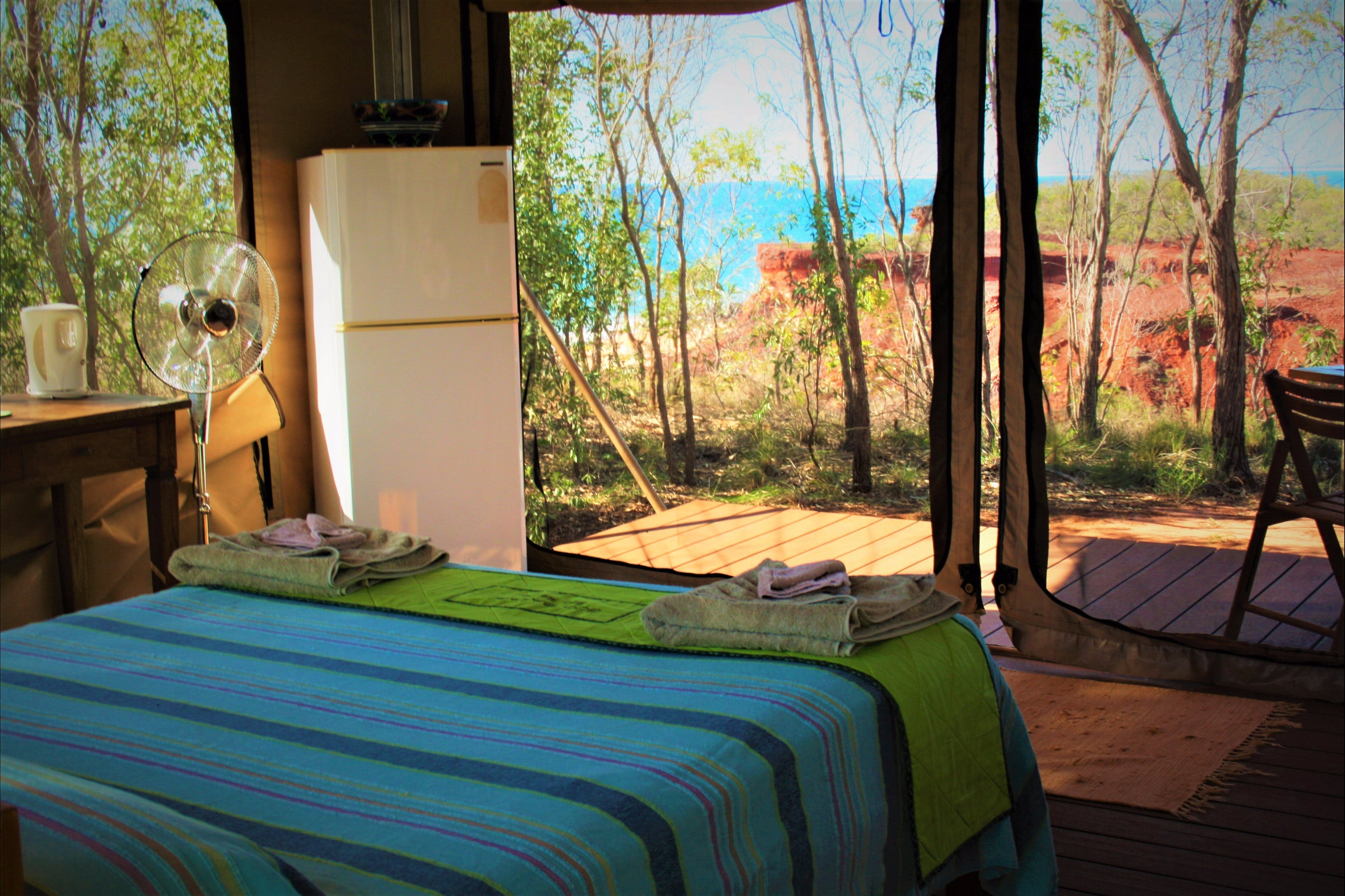 Goombaragin Eco Retreat - Accommodation Yamba
