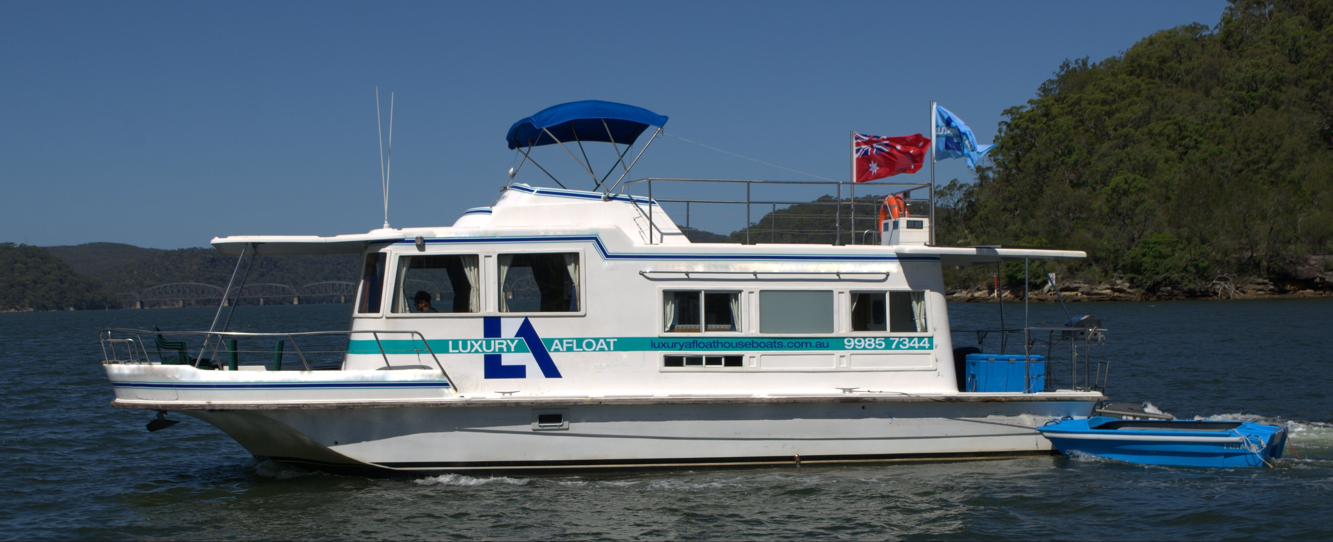 Luxury Afloat Hawkesbury River and Brooklyn - Accommodation Yamba